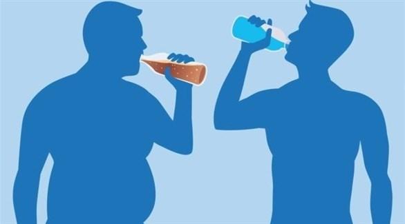 ما سبب زيادة الدهون حول البطن؟