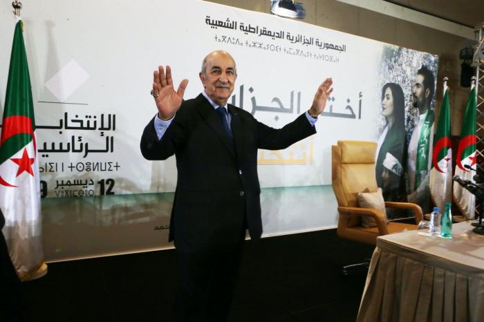 Algeria names new prime minister