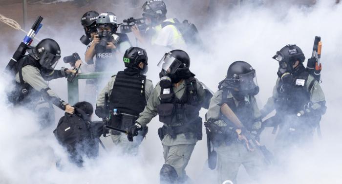 قائد عمليات بغداد: لا توجد قطاعات أمنية لحماية المتظاهرين