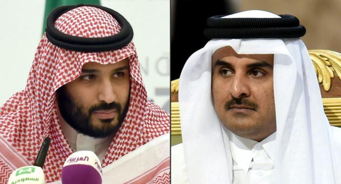 وزير الخارجية القطري يكشف مفاجأة خلال اللقاءات التي عقدت مع السعودية