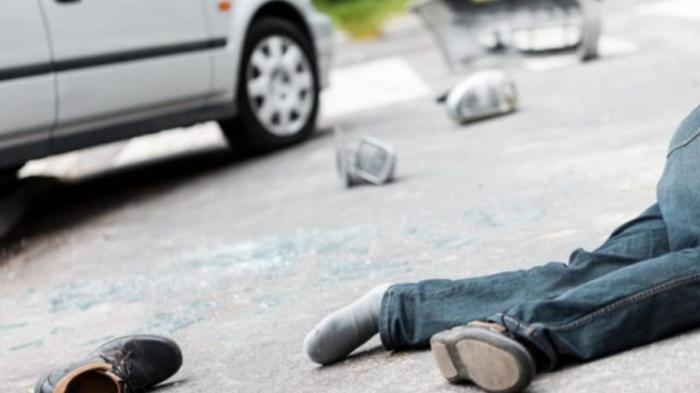 Avtomobillə vurulan piyada evdə öldü
