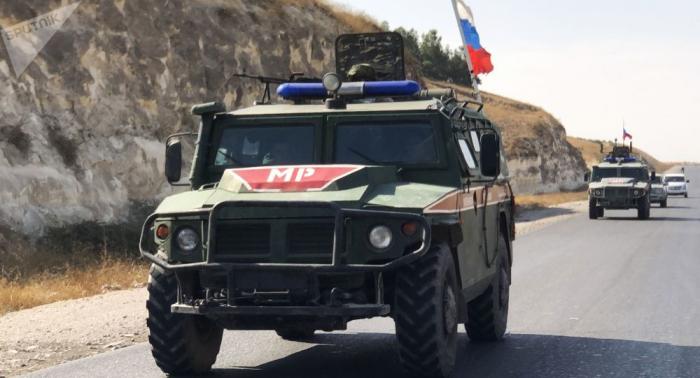 Drei russische Soldaten bei Bombenanschlag auf Militärkonvoi in Syrien verletzt