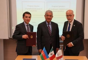 México y Azerbaiyán fortalecen la cooperación Académico-Diplomática