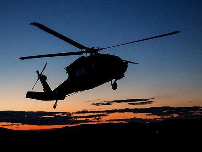 ABŞ-da helikopter qəzası - Ölənlər var