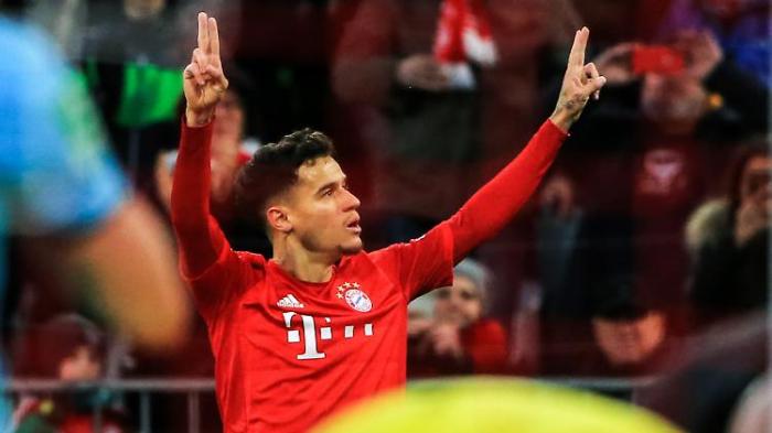 Coutinho verzaubert den FC Bayern
