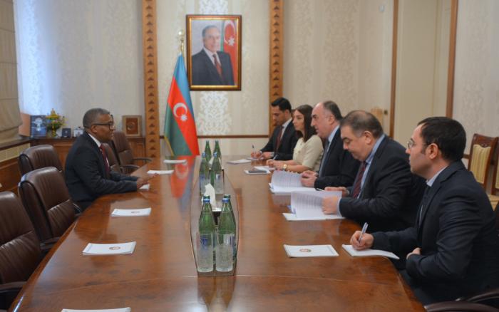 Sudan səfirinin diplomatik fəaliyyəti başa çatıb