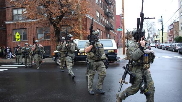 Une fusillade fait plusieurs morts dans le New Jersey