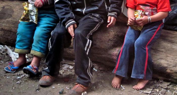 Narkotik çəkən, dilənçilik edən, küçəyə atılan uşaqlar - Yeni statistika
