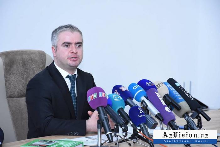 """""""Bu il 704 kənd təsərrüfatı layihəsi kreditləşdirilib"""" - Mirzə Əliyev"""