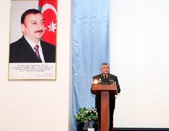 Azərbaycan generalı Ermənistana xəbərdarlıq edib