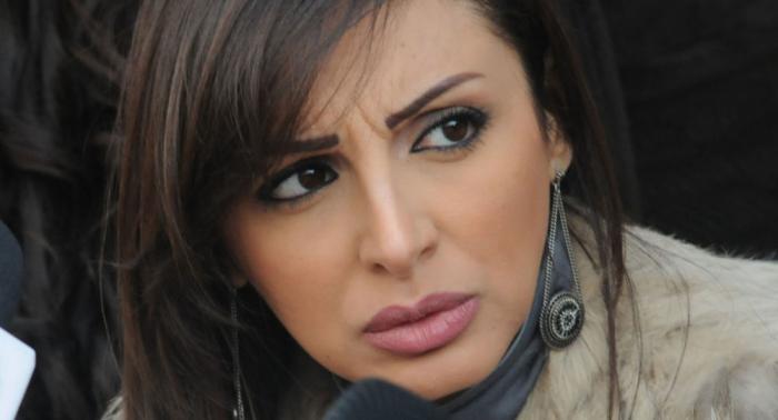 أنغام تتعرض لموقف محرج بسبب معجب في السعودية
