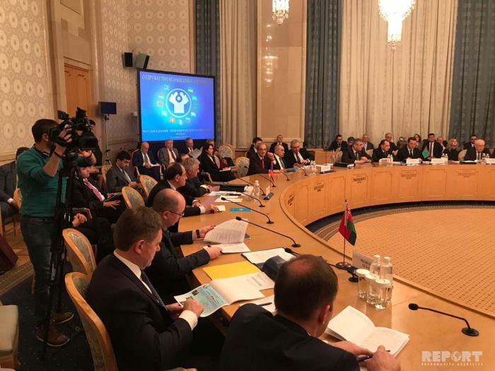 Moscou accueille une réunion du Conseil économique de la CEI