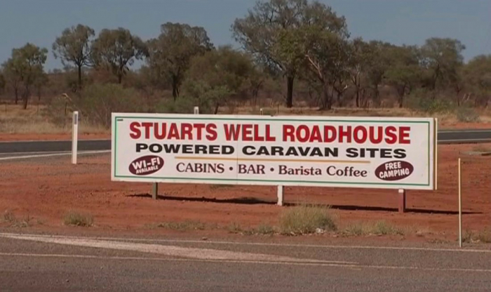 Australian man survives two weeks in outback after finding cattle water hole