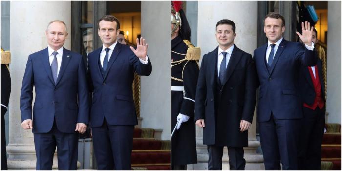 Poutine et Zelensky arrivés à Paris pour un sommet sur la paix en Ukraine