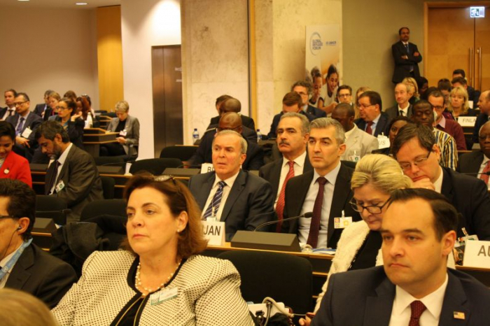 Chief of the State Migration Service attends First Global Refugee Forum - PHOTOS