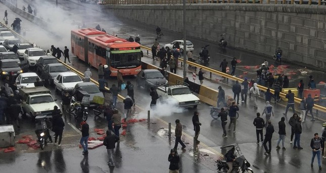 Iran unrest killed at least 208, Amnesty says