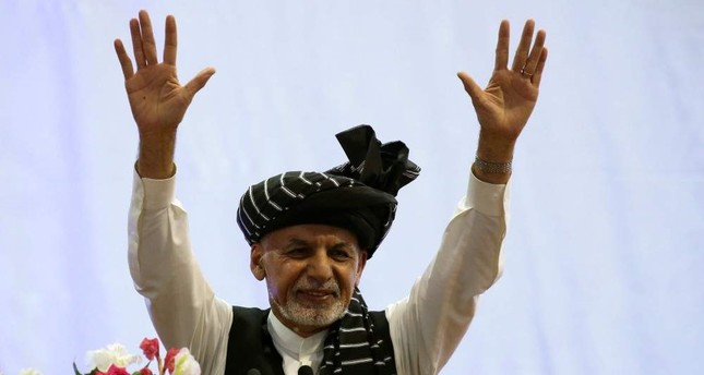 Afghan President Ghani wins second term according to preliminary results