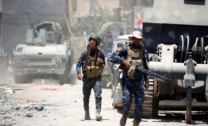 İraqda İŞİD-in hücumu nəticəsində 4 polis ölüb