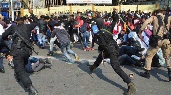 الآلاف يحتجون ضد مشروع قانون تعديل المواطنة في الهند