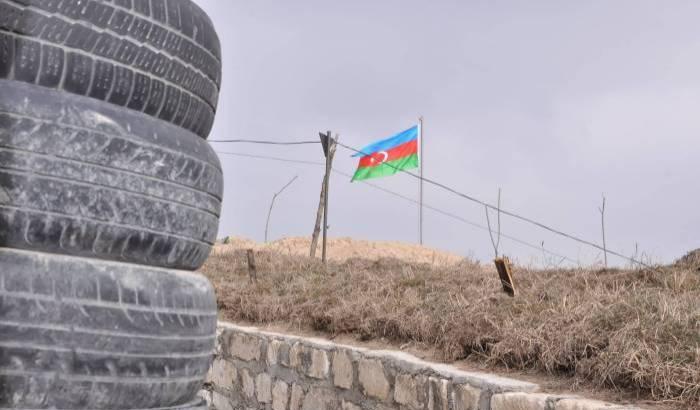 DSX Qazax istiqamətində döyüş mövqelərini 1,7 km irəli çəkib