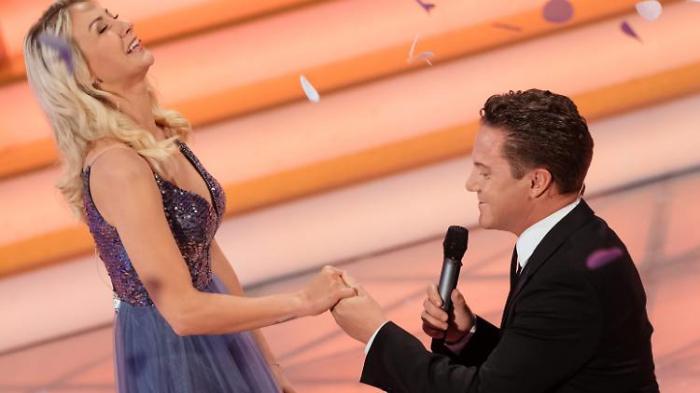 Schlagerstar Mross macht Heiratsantrag im TV
