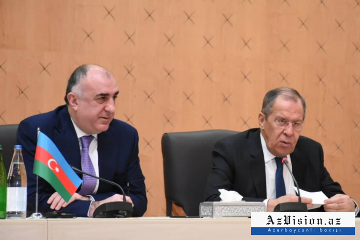 Azerbaijani, Russian Foreign Ministries sign protocol