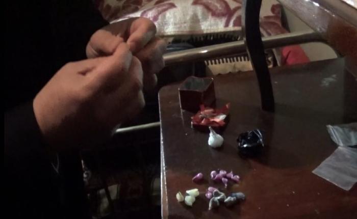 Qubada narkotik alverçiləri tutuldu - FOTO