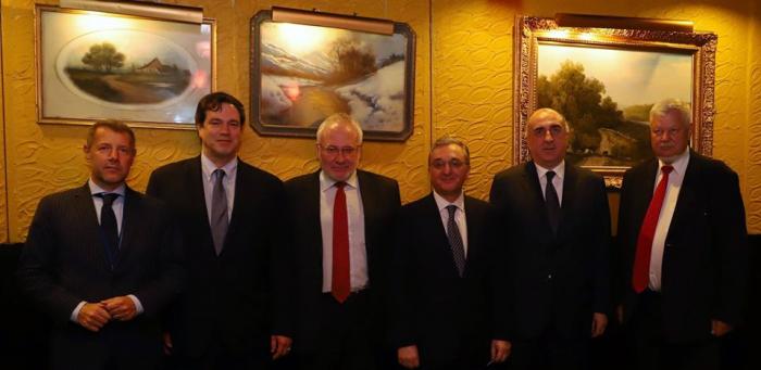 Date of Azerbaijani, Armenian FMs' meeting revealed