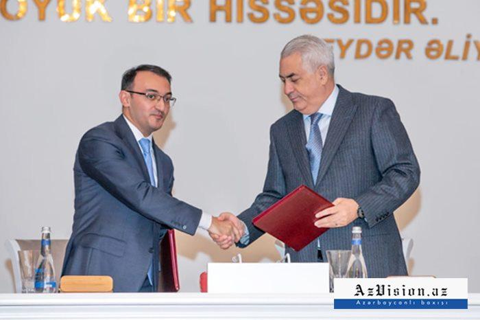 """""""ASAN Railway"""" layihəsinə dair Anlaşma Memorandumu imzalandı"""