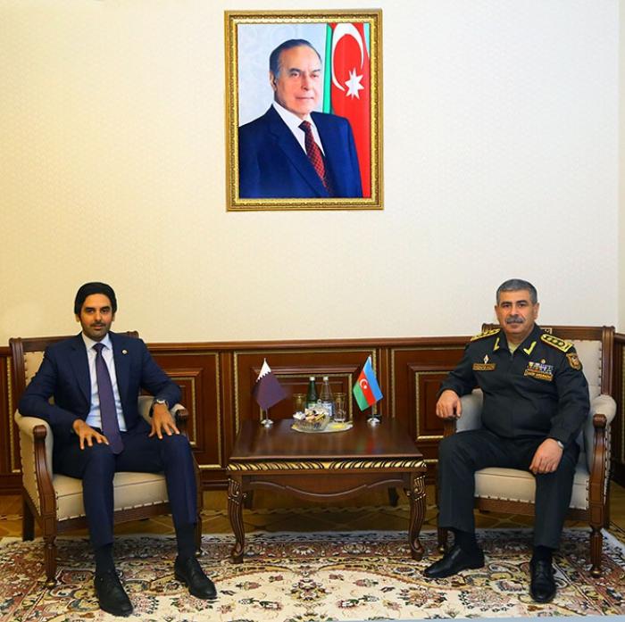 La tenue des exercices militaires conjoints Azerbaïdjan-Turquie-Qatar au menu des discussions
