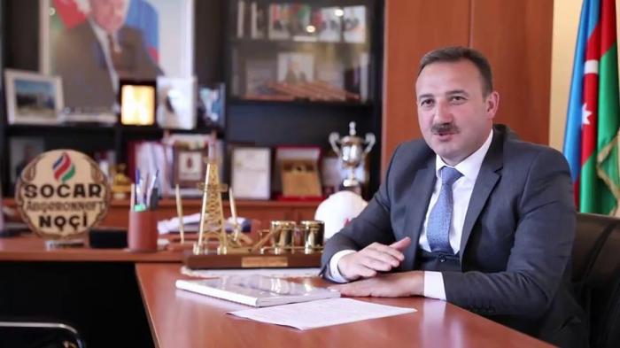 """""""Azneft""""ə baş direktor təyin edildi"""