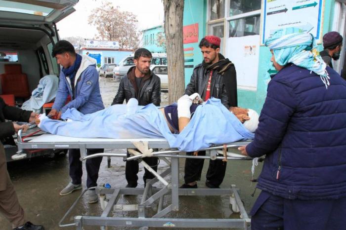 Afghanistan :   neuf soldats tués   par des talibans infiltrés