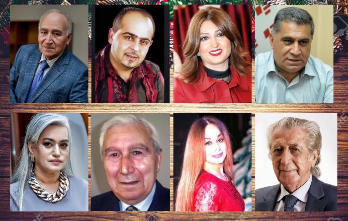 """""""Şaxta babadan ev istəyirəm"""" -  Tanınmışlar arasında SORĞU"""