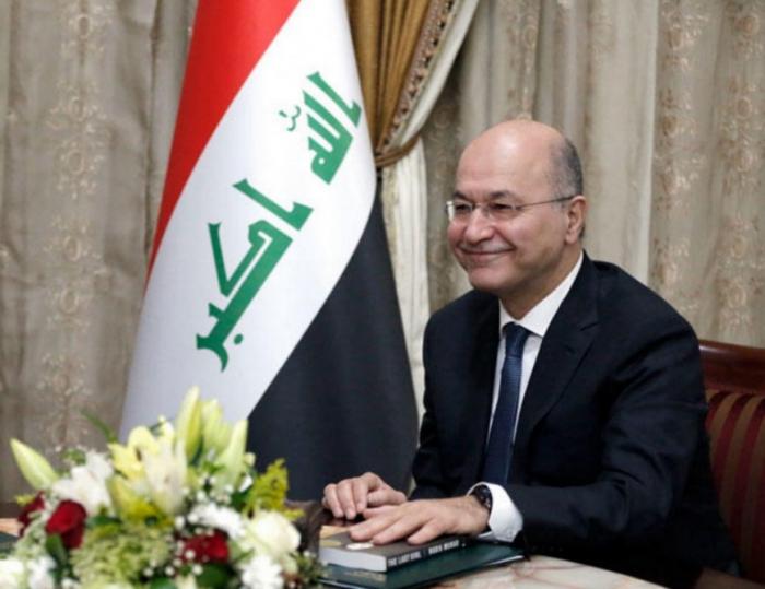 İraq Prezidenti istefa verdi