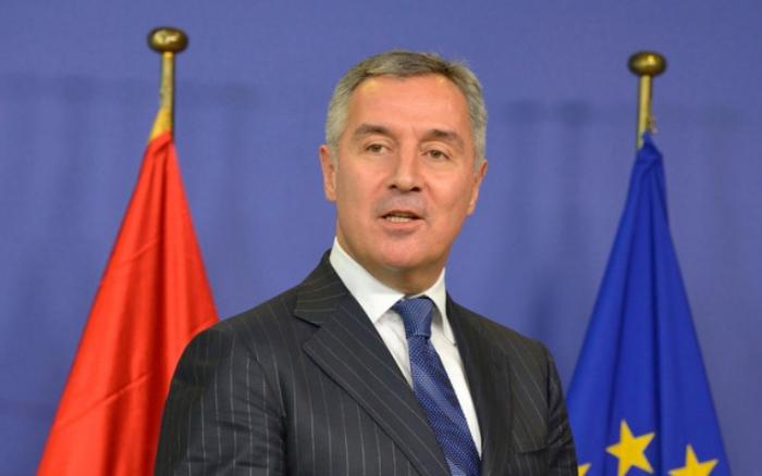 Monteneqro Prezidenti İlham Əliyevi təbrik edib