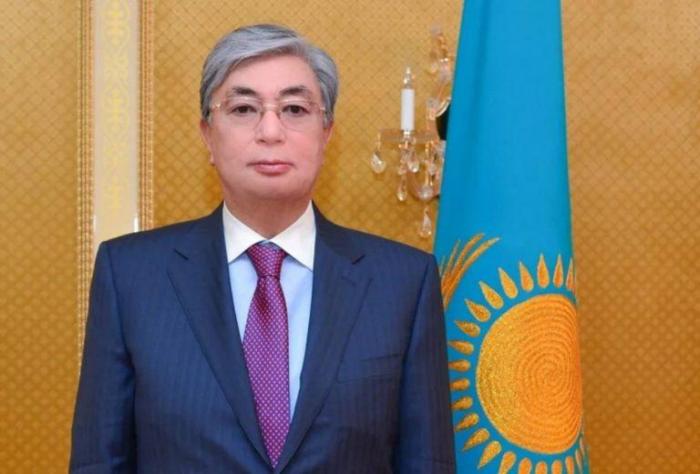 Qazaxıstan Prezidenti İlham Əliyevi təbrik edib