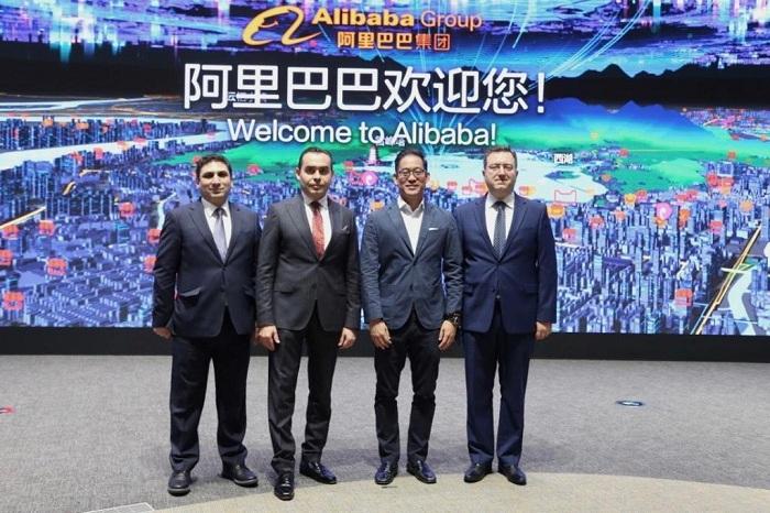 AzerTelecom və Alibaba Group arasında əməkdaşlıq müzakirə olunub