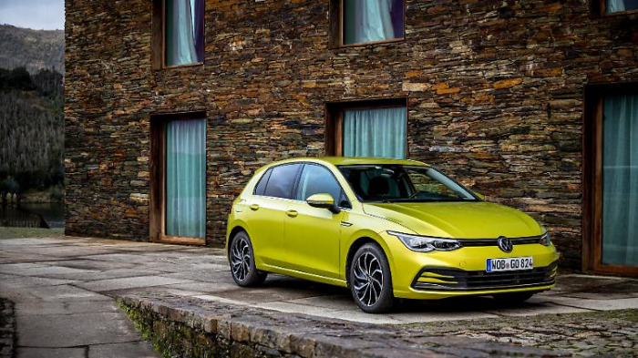 VW Golf 8 - erste Fahrt im Letzten seiner Art?