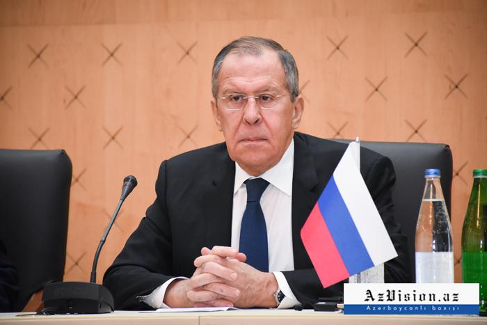 """Lavrov Bakıdan Paşinyana """"yox"""" cavabı verdi"""