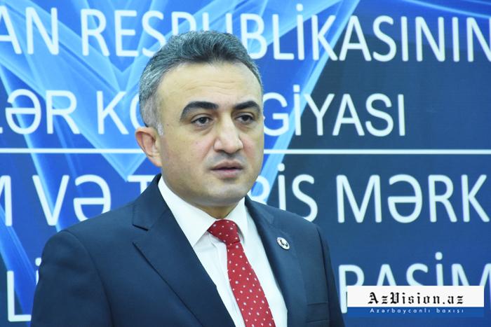"""""""Bəzi səfirliklər işimizə müdaxilə etməyə çalışır"""" - Anar Bağırov"""