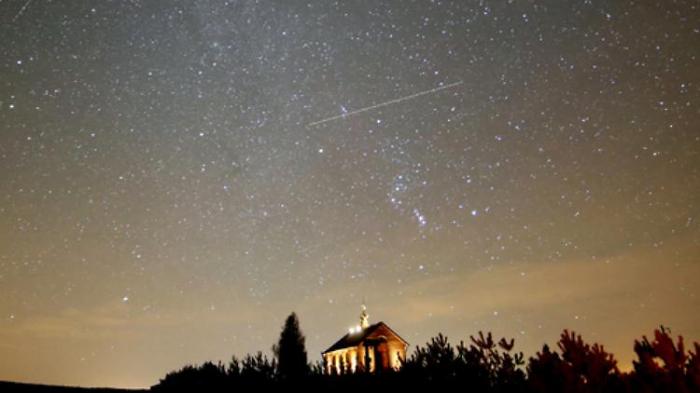 Sternschnuppen kommen jetzt in Massen