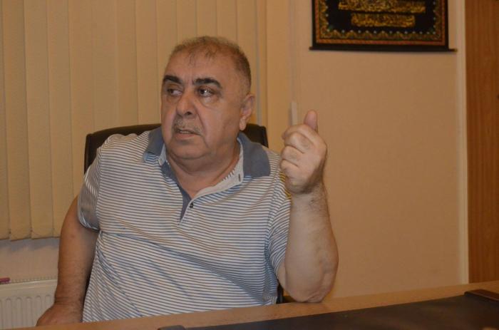 YAP Hacı Qalibin oğlunu deputatlığa namizəd seçdi