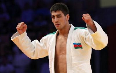 Azerbaijani judoka wins bronze at Qingdao Masters 2019