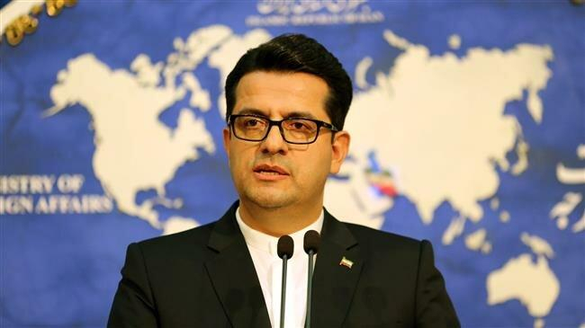 Iran backs peaceful solutions to Karabakh conflict: FM spox