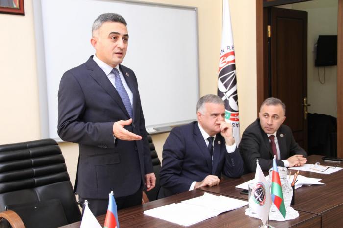 Azərbaycanda ilk dəfə vəkillərin sayı 1700-ü keçdi - FOTO