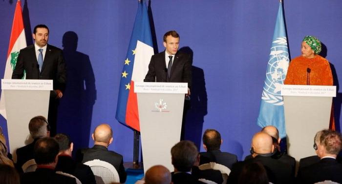 Liban: réunion internationale mercredi à Paris