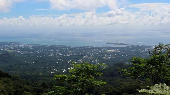Masern-Epidemie trifft Inselparadies schwer