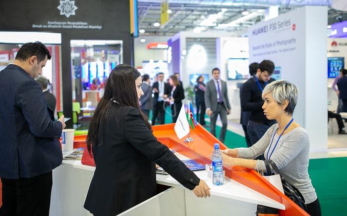 AzerTelecom BakuTel sərgisində Azerbaijan Digital Hub proqramını təqdim edir