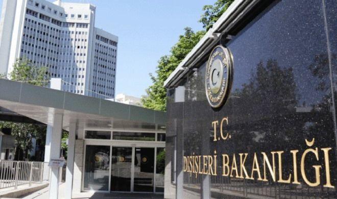Türkiyə XİN ABŞ Senatının qətnaməsini kəskin pislədi