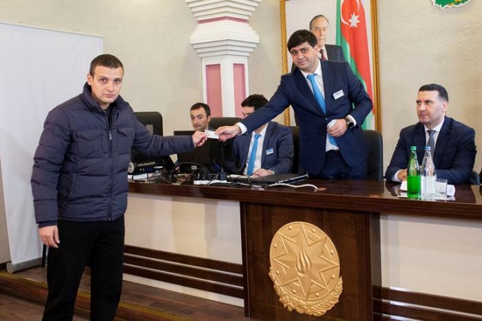 Səyyar ASAN penitensiar xidmət müəssisələrində - FOTO